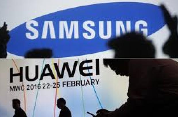 Huawei sues Samsung over patents