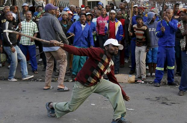 South Africa's Xenofobic Attack on the Rise Again, Six Ethiopians Killed over the past week