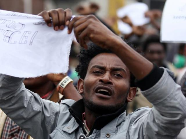 U.S. issues travel alert over Ethiopia protests