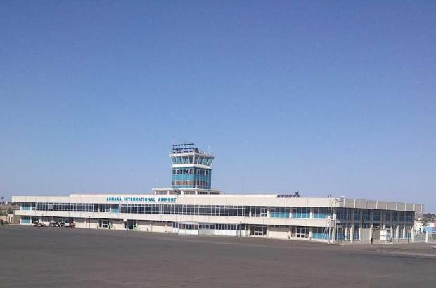 Asmara Int'l Airport under scrutiny following crash of an EgyptAir flight from Paris