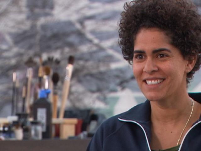 Internationally Acclaimed Ethiopian American Artist Julie Mehretu to Exhibit in Addis