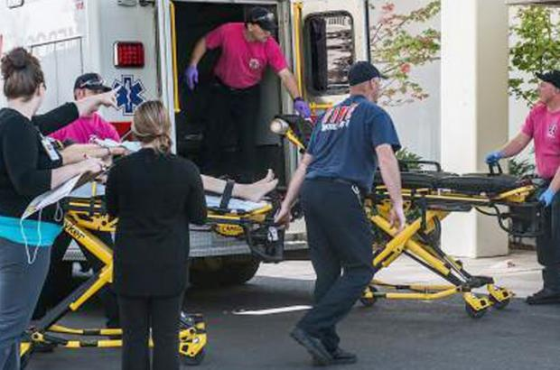 Another Mass Murder in America Costs Nine Lives
