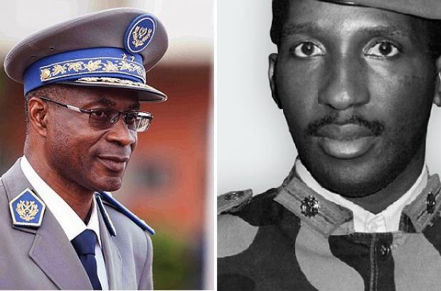 Burkina Faso general charged with Thomas Sankara murder