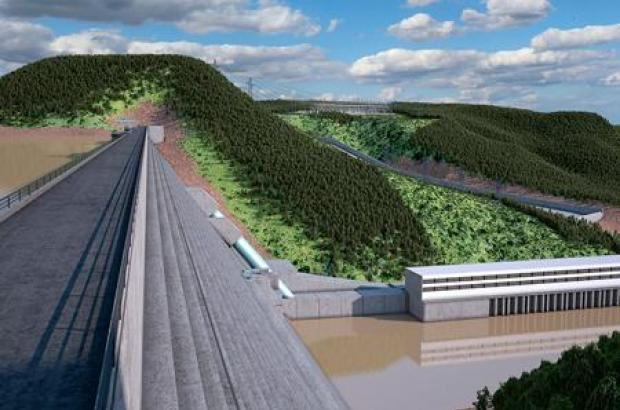 Salini Signs a €2.5bn New Hydropower Dam Project Deal With ...