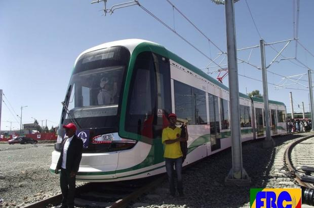 Train travel saves time, say Addis dwellers