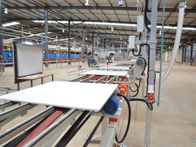 A U.S. $ 10 mln Ceramic Factory Established in Ethio...