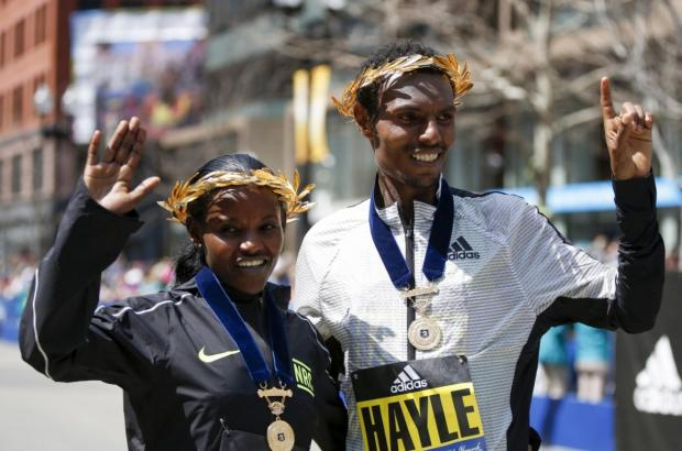 Boston Marathon Dominated by Ethiopians: Why do the Ethiopians keep winning?