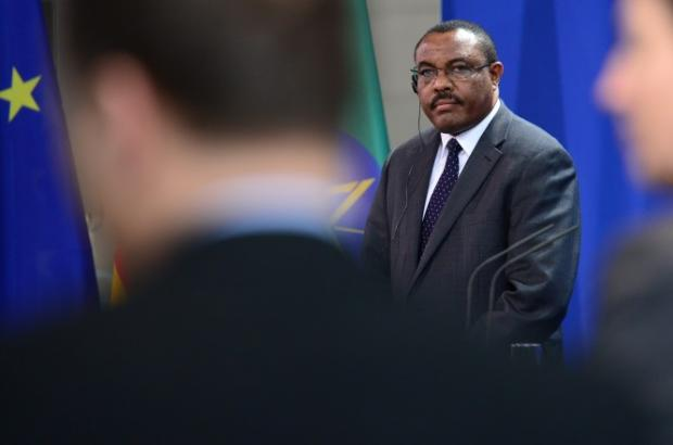 Here he goes: Hailemariam Desalegn is 2015 Africa World Man of the Year
