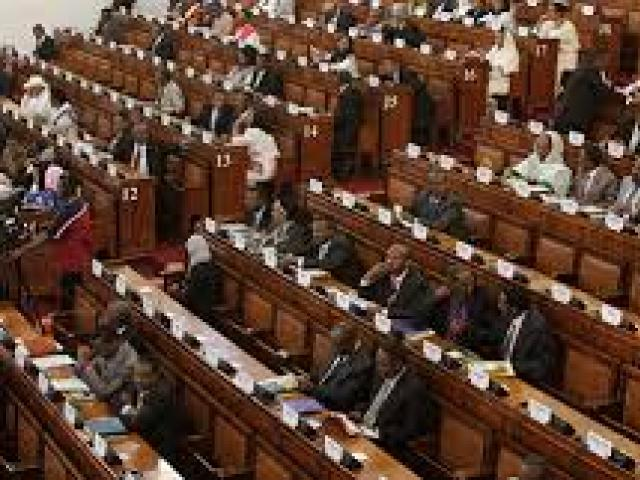 Ethiopian parliament to endorse proposal for gov't r...