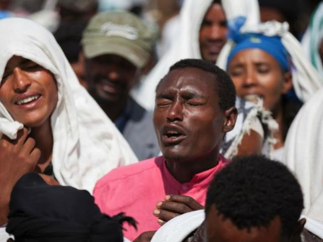 Ethiopian refugee 'burns to death' outside Cairo's UNHCR office