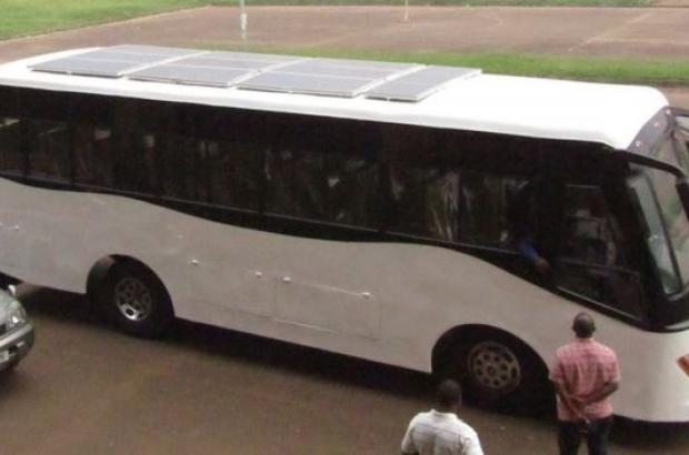 MADE IN AFRICA? Uganda Makes Africa's First Solar Power Bus