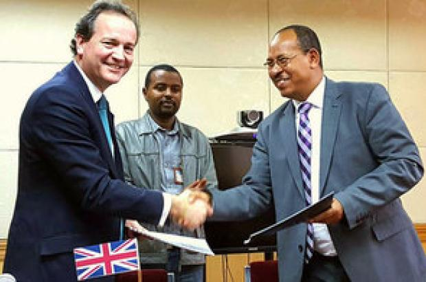 Ethiopia Sign Solar Energy Access Deal with Britain at the AU Summit in Addis