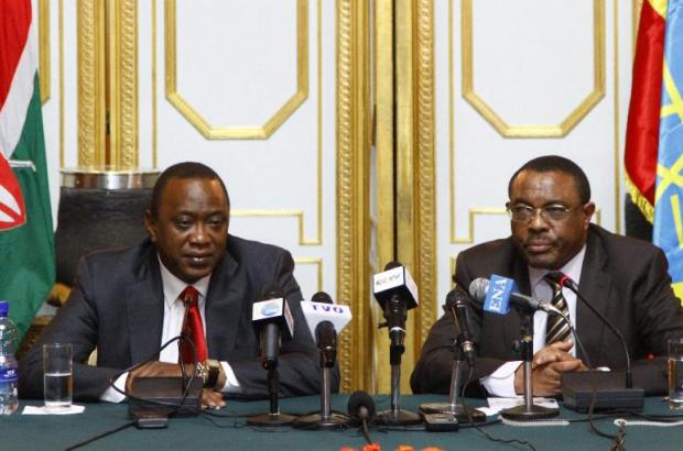 Ethiopia Signed Special Agreement with Kenya to Increase Trade Vol...