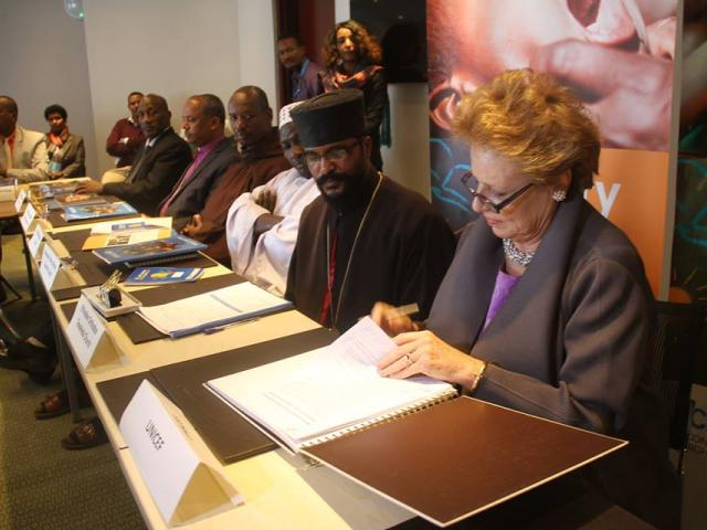 Ethiopian religious leaders urged to address issues affecting children and women