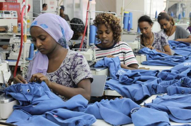 Ethiopia Miss to hit Its Target in Textile