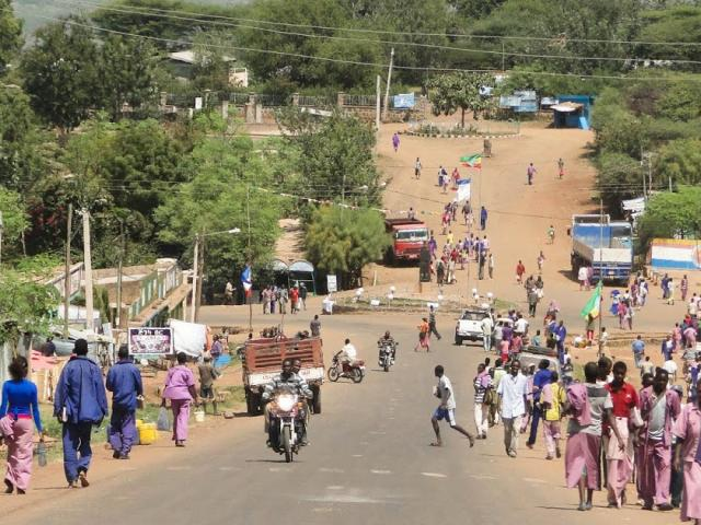 The unrest in Konso has continued that has left Ethiopia's World Heritage in the area in danger