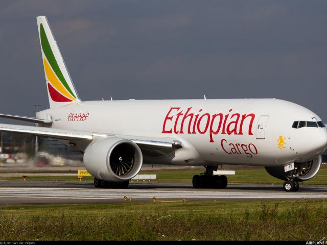 Ethiopian Airline selects SAHCOL for cargo operations