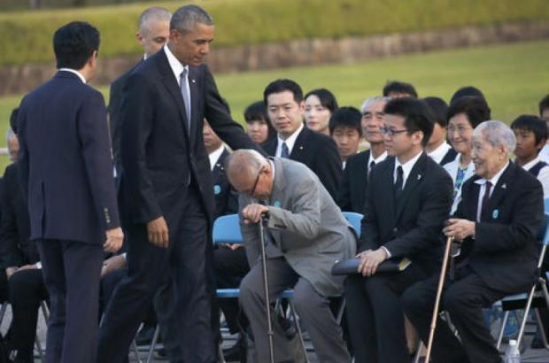 Hiroshima memory must never fade, Obama says on historic vi...