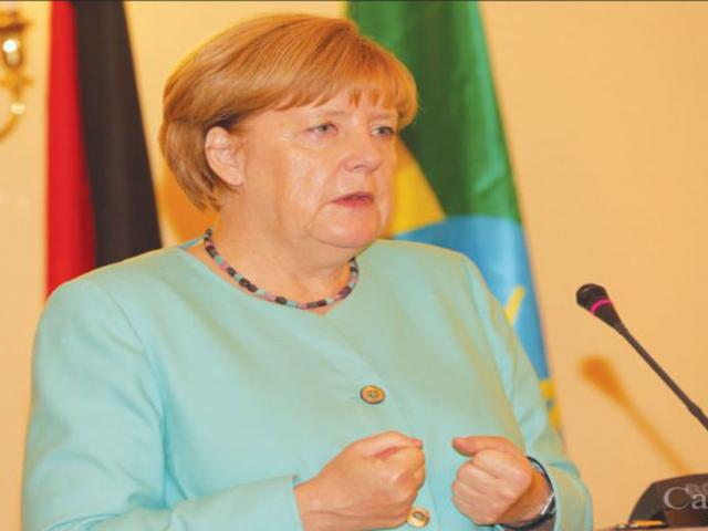 Merkel Asked More Openness While Desalegn Seeks More Investment