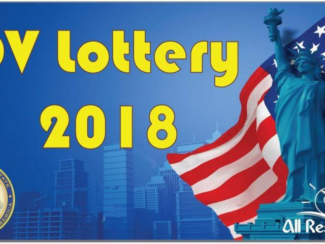 Press Release: The 2018 D.V. Lottery Registration Program to Held until November Seven