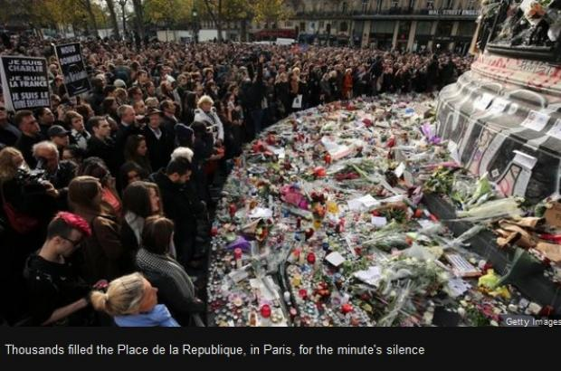Paris attacks: Many arrested in raids across France