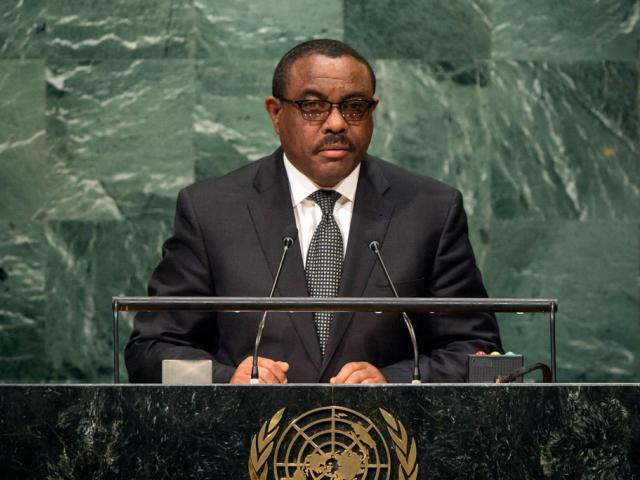 PM Hailemariam at UN Assembly decries use of social media to spread messages of hate and bigotry
