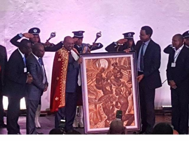 The African Dignity Forum honoured Al-Bashir who is ...