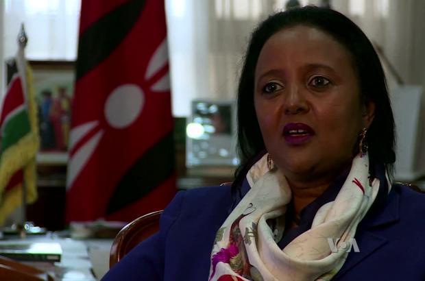 Kenya Talks to Ethipoia over Omo River Dam