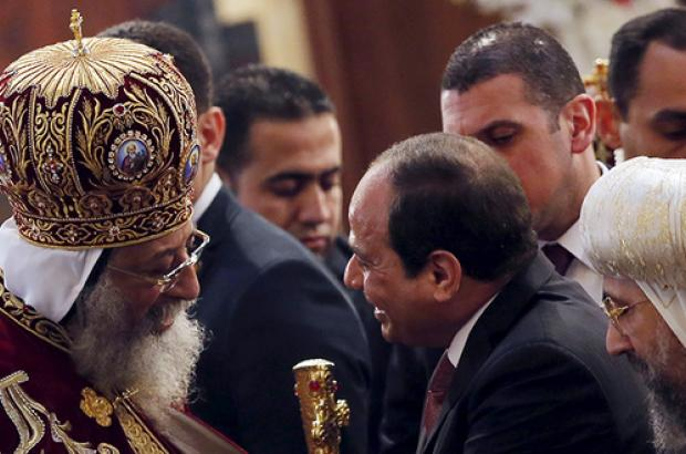 Interview: The Egyptian Coptic Church Have an Indirect Role on Problems Related to GERD