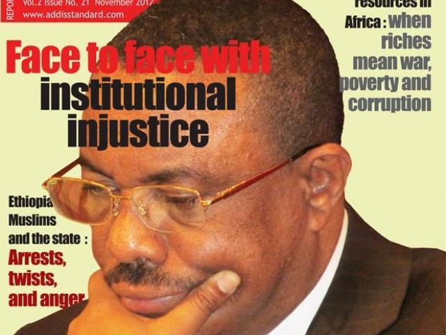 Addis Standard terminates publication amid state of emergency