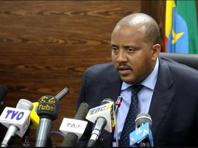 Getachew Reda called Human Rights Watch 'absolute liars'