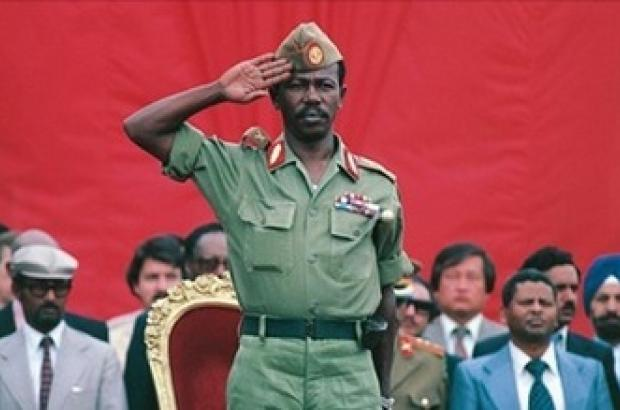 Mengistu Hailemariam Leads the Top 10 Most Murderous African Presidents of All Times