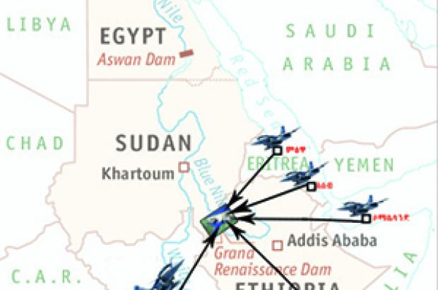 Egypt's Sneaky Move Around Ethiopia