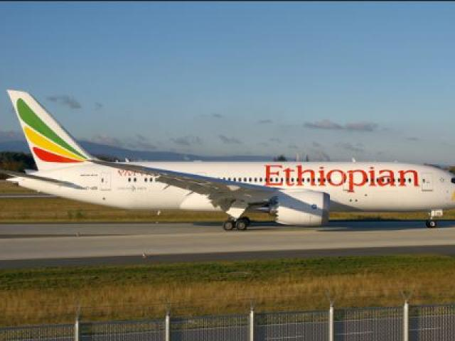 Ethiopian Airlines Sign Contract with Lufthansa Technik