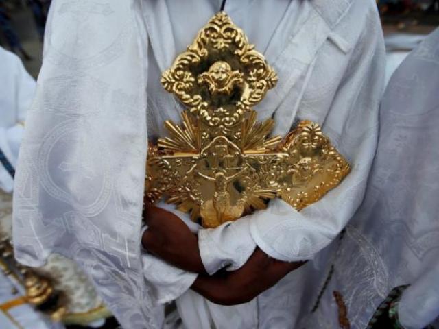 Ethiopians Celebrates Meskel, the Finding of the Tru...