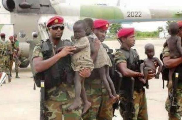 S. Sudan militias frees more Ethiopian children