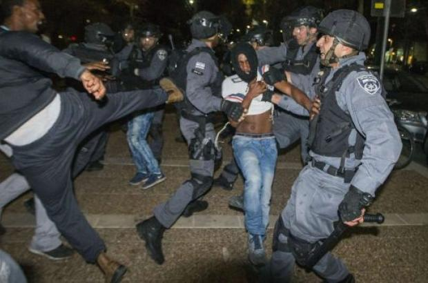Ethiopians more likely to be arrested by Israeli Police