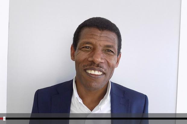 Haile Gebrselassie: