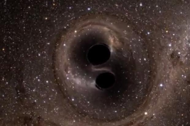 Gravitational Waves Detected for the First Time 100 Years after Einstein's Predict...