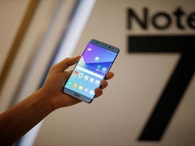 Samsung Suspend the Sale of Galaxy Note 7 Phones