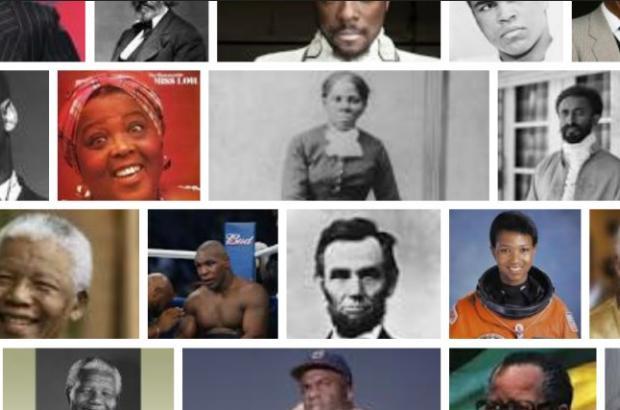 Blacks who changed the World