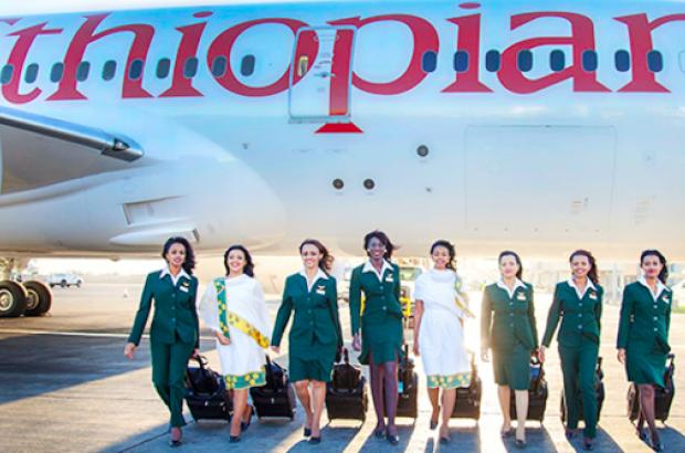 Ethiopian is voted as the best in Africa & Wins Passenger choice Awards in the USA