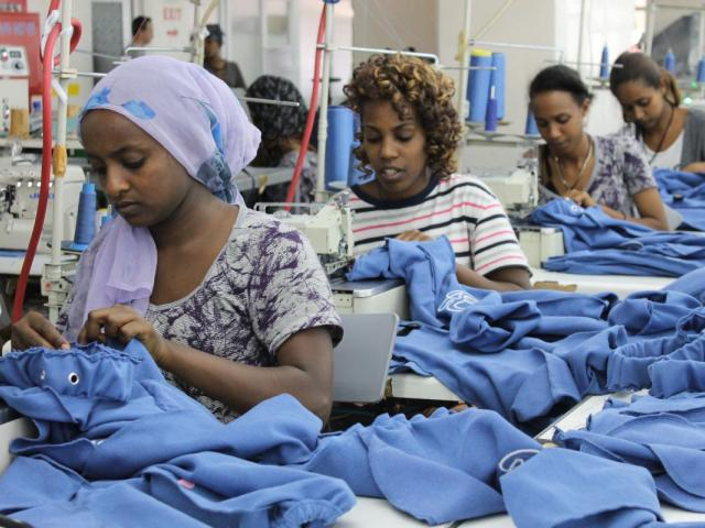 Ethiopia to Train 30,000 Workers for Textile, Garmet Factories