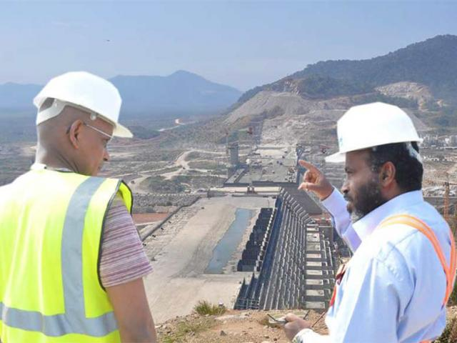 Grand Ethiopian Renaissance Dam Treaty signed