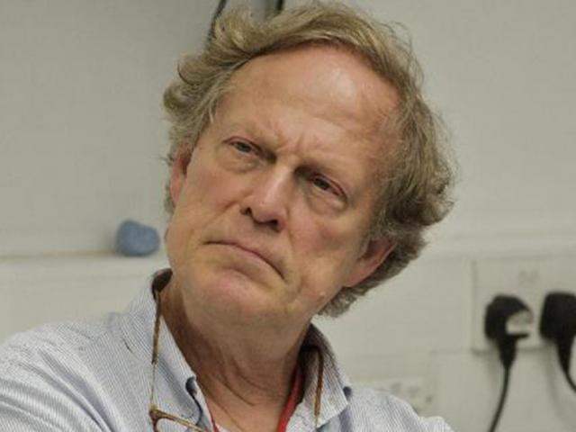 WikiLeaks Founder & Co-Director, Gavin MacFadyen Fou...