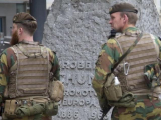 Belgium arrests two suspects over plotting terror at...