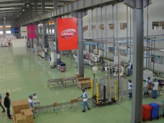 Unilever opened Factory in Ethiopia
