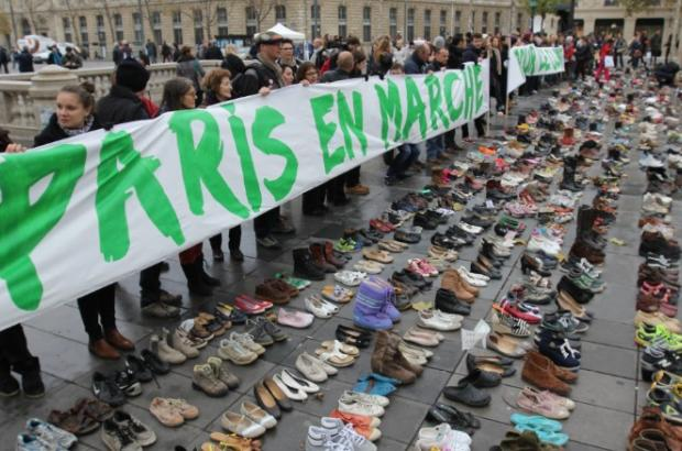 ISIS Strike on Paris Could Lead Climate Summit Success...