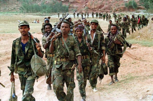 Heavily armed Ethiopian troops entered S. Sudan: eyewitn...