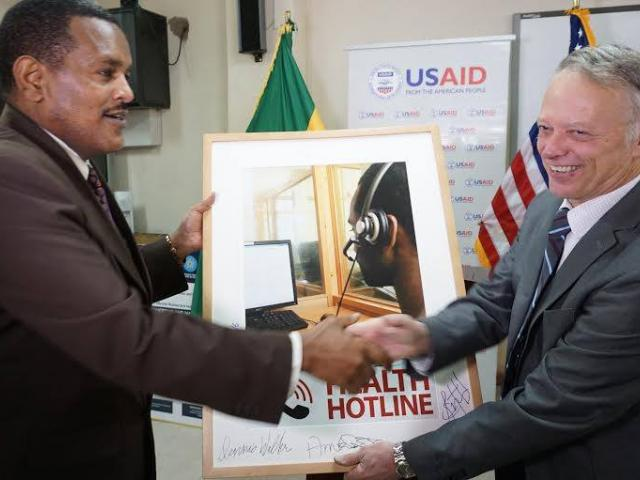 USAID Transitions National AIDS Resource Center & Hotline Counseling Services to the Government of Ethiopia